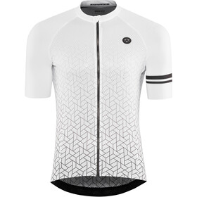 AGU High Shortsleeve Summer Jersey Herrer, white